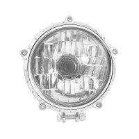 【セール特価!】RSDRolandSandsDesignローランドサンズヘッドライト本体・ライトリム/ケースTRACKERヘッドライト(クロム)
