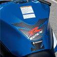 【在庫あり】US SUZUKI 北米スズキ純正アクセサリー GSX-R タンクパッド (Gsx-R Tank Pad) カラー:Carbon GSX-R1000
