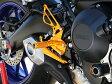 【在庫あり】BABYFACE ベビーフェイス バックステップキット ノーマルシフトパターンモデル カラー:ブラック MT09/FZ09 (17-)