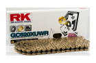 RKアールケーTAKASAGOCHAINGCレーシングゴールドチェーンシリーズGC520XUWRリンク数:100CBR1000RR/SP2GSX-R1000/RRSV4RFS1000RRYZF-R1ZX-10RR