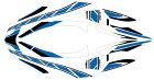 MDFエムディーエフステッカー・デカール専用グラフィックストロボモデルタイプタイプ:コンプリートセットTRICITY15516-