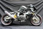 月木レーシングツキギレーシングフルエキゾーストマフラーTRエキゾーストシステムレーシングタイプCBR250RR