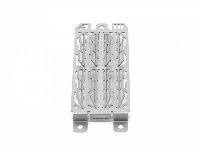 AltRider アルトライダー コアガード Oil Cooler Guard カラー:Silver Bonneville / T100