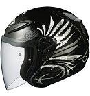 OGKKABUTOオージーケーカブトジェットヘルメットAVAND-II[アヴァンド・ツー]LB[エルビー]ヘルメットサイズ:XS