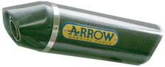 [送料無料]【マフラー】ARROW アロー カーボンエンドフルエキゾーストシステム マフラー