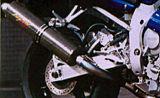 【クーポン配布中】RC甲子園 RCコウシエン ヒットマン チタンカーボンフルエキゾースト チタンボルトアルミナット YZF-R6