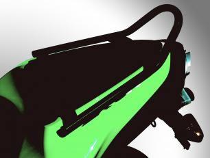 【イベント開催中!】 ODAX オダックス バックレスト・グラブバー RENNTEC グラブレール ZX-6R