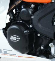 R&Gアールアンドジーエンジンカバーエンジンケースカバー・ガード左側【EngineCaseCovers】■390DUKE[デューク]RC390