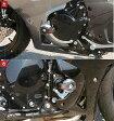 【在庫あり】LSL ガード・スライダー クラッシュパッド用マウンティングキット BANDIT1250F ABS[バンディット](10-14) GSX650F(08-11)