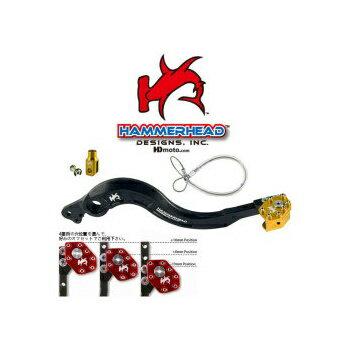 HammerHead ハマーヘッド ブレーキペダル・シフトペダル リアブレーキペダル ローテーティングティップ カラー:ブルー RM-Z450