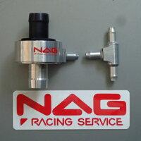【NAGracingservice】【】【】【減圧バルブ類】【NAGバルブ(内圧コントロールバルブ)可変減圧型「Superb」】【Z1000(水冷)】