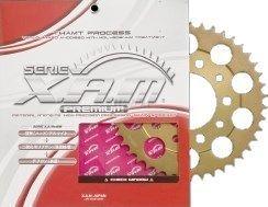 XAM ザム PREMIUMシリーズ リアスプロケット 丁数:47 DF200 GS250  79- GSX250E  83/84 GSX250L  82- SX200 ジェベル200