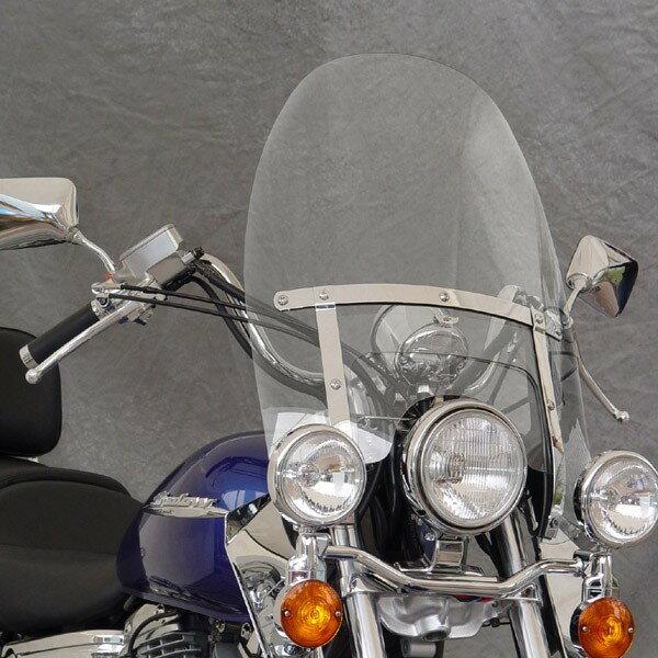 【クーポン配布中】National Cycle ナショナルサイクル スクリーン CUSTOM HEAVY DUTY(TM) ウインドシールド (Custom Heavy Duty (TM) Windshie