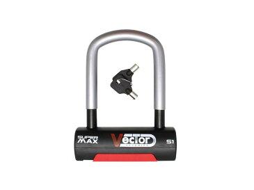 VECTOR ベクター VECTOR Super MAX S1 U-Lock 88×120mm 【ヨーロッパ直輸入品】