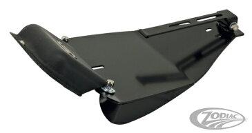 ZODIAC ゾディアック その他シートパーツ LA ROSA SOLO SEAT MOUNT KITS COLOR (SPRING):BLACK 2000 to present Softail