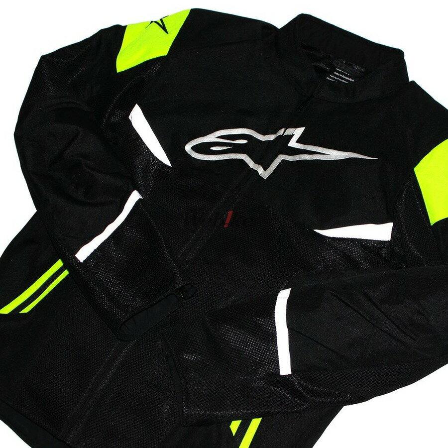 alpinestars アルパインスターズ メッシュジャケット AXEL AIR JACKET [アクセル エア ジャケット] サイズ:S