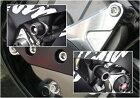 AGRASガード・スライダーレーシングスライダー3点SETジュラコンカラー:ホワイト(ロゴ無)ZX-10R16