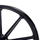 GLIDEグライドホイール本体アルミ鍛造ホイールカラー:ブラックメタリックXL1200Xフォーティーエイト(ABS)16