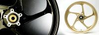GALESPEEDゲイルスピードホイール本体アルミニウム鍛造ホイール【TYPE-GP1S】ガラスコーティングカラー:ゴールドGSX-S1000'15-'16GSX-S1000F'15-'16