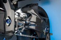 LighTechライテックその他外装関連パーツカーボンパーツBMW用チェーンプロテクター付リアマッドガードS1000R14-15、S1000RR09-15