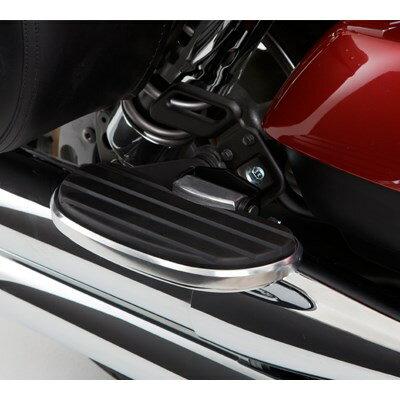 US KAWASAKI 北米カワサキ純正アクセサリー フットペグ・ステップ・フロアボード Passenger Floorboard - Brushed Aluminum