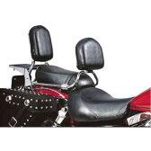 US KAWASAKI 北米カワサキ純正アクセサリー バックレスト・グラブバー Adjustable Driver Backrest VULCANR 1500 CLASSIC 2003 VULCANR 1500 CLASSIC 2004