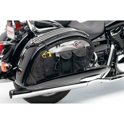 Kawasaki Saddlebag Set Premium 99994-0522