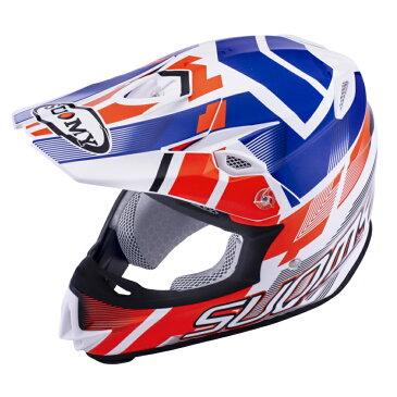 SUOMY スオーミー オフロードヘルメット MR.JUMP スペシャル ヘルメット サイズ:L(59-60cm)
