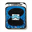 【在庫あり】ストンプグリップ STOMPGRIP タンクパッド トラクションパッド 汎用 楕円形 カラー:ブラック SUPER TENERE 12-13/MONSTER/09-13/SPRINT 08-12/TROPHY SE 13/R1200GS 13