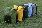 TTPLリュックサック・ナップザックtouring19【ツーリング19】防水ツーリングバッグカラー:マットグリーン