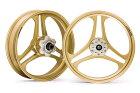 BULLDOCKホイール本体LAVORANTE[ラヴォランテ]アルミホイール【18インチ】ゴールドカラー:ゴールドCB750F