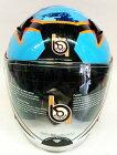 VNPRACINGジェットヘルメット【BILMOLA】Advantage(アドバンテージ)サイズ:S