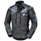 CYCLESPIRITナイロンジャケットレディースコーデュラテキスタイルジャケットサイズ:36