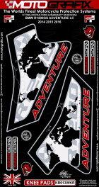 MOTOGRAFIXモトグラフィックスステッカー・デカールボディーパッドR1200GSAdventure(14-16)