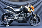月木レーシングツキギレーシングフルエキゾーストマフラーTRエキゾーストシステムフルエキゾーストマフラーDUKE125