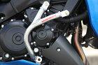 GOLDMEDALゴールドメダルガード・スライダースラッシュガードカラー:バフ仕上げGSX-S1000