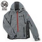 56design56デザインライディングジャケット56S-LineCottonParkaBD[コットンパーカー]サイズ:S
