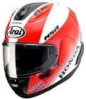 アライフルフェイスヘルメット【予約商品】AraiRX-7XNSR250R[アールエックスセブンエックス]ヘルメット【HONDAホンダ】サイズ:S