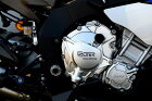 SUTERCLUTCHスータークラッチガード・スライダービレットエンジンクラッチ2次カバープロテクターR1/R1M
