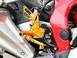 【在庫あり】BABYFACE ベビーフェイス フットペグ・ステップ・フロアボード レースステップキット CBR250RR 17-