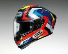 SHOEIショウエイフルフェイスヘルメットX-FourteenBRINK[エックス-フォーティーンブリンク]ヘルメットサイズ:XS(53-54cm)