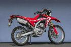 ヤマモトレーシングYAMAMOTORACINGSPEC-AスリップオンマフラーTYPE-SAカラー:チタンCRF250L17-2BK-MD44