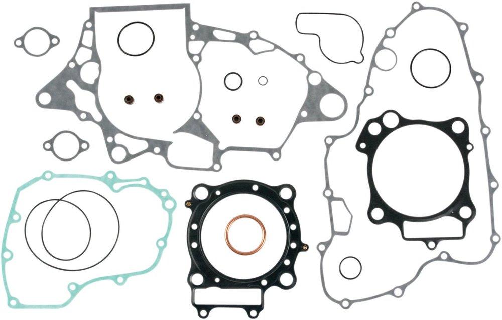 Moose Top End Gasket Kit Honda TRX450R TRX450ER 2006 2007 2008 2009  2012