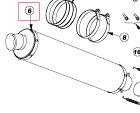 MORIWAKIENGINEERINGモリワキエンジニアリングバッフル・消音装置【オプションパーツ】サイレンサーCOMPANOCB400SFHYPERVTECREVO08