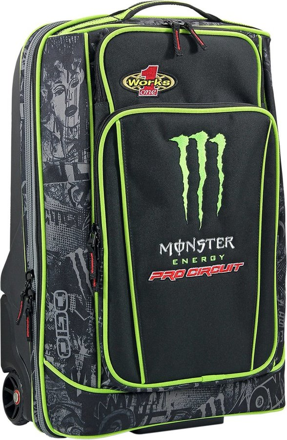 PRO CIRCUIT プロサーキット その他バッグ BAG PC-MONSTER SHADOW [3512-0194]