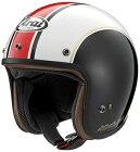 ヤマハワイズギアジェットヘルメットYAMAHA×ARAICLASSICMODSTRIPE[クラシックモッドストライプ]ヘルメットサイズ:S(55-56cm)