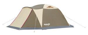 OGAWA(CAMPAL JAPAN) 小川テント(キャンパルジャパン) キャンプ用品 ピスタ34 ドームテント
