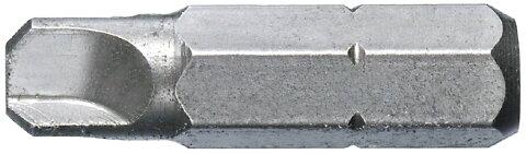 STAHLWILLE スタビレー ドライバービット (1/4インチ) トライウイングビット サイズ:2