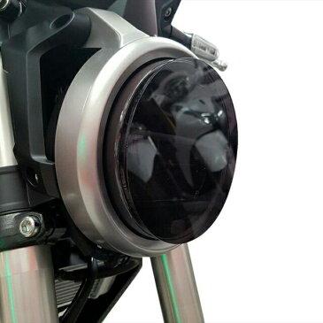 ODAX オダックス ヘッドライト本体・ライトリム/ケース POWER BRONZE ヘッドライトレンズシールド カラー:ブルー CB125R CB250R