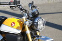 【在庫あり】G-Craft Gクラフト ジークラフト ガード・スライダー ヘッドライトガード モンキー125